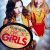 "Poster zur TV-Serie ""2 Broke Girls"""