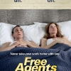 "Poster zur TV-Serie ""Free Agents"""