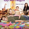 "Poster zur TV-Serie ""Up All Night"""
