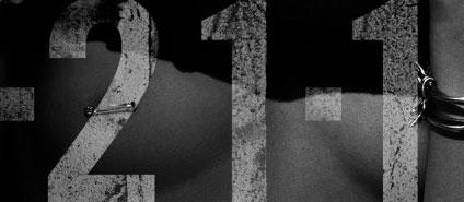 Brustpiercing von Rooney Mara