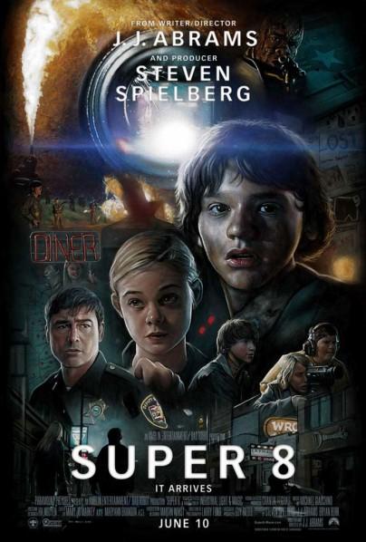 "Filmplakat ""Super 8"""