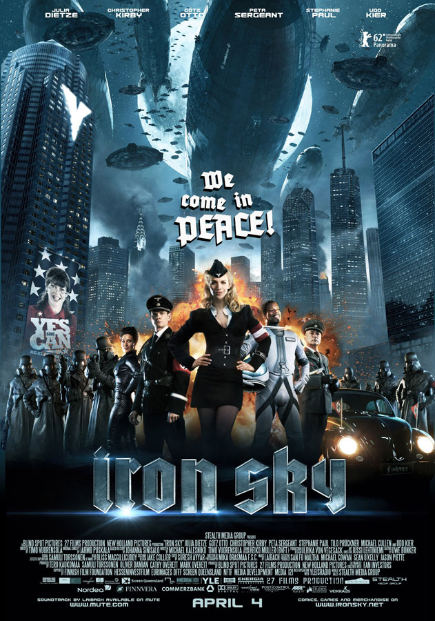 "Filmplakat zu ""Iron Sky"""