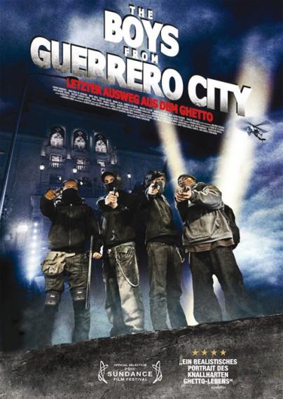 "Filmplakat von ""The Boys from Guerrero City"""