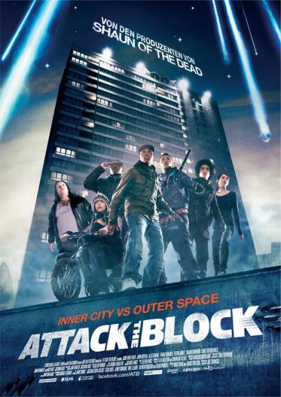 "Filmplakat zu ""Attack the Block"""