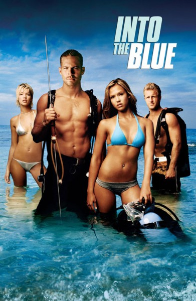 "Filmplakat zu ""Into the Blue"""