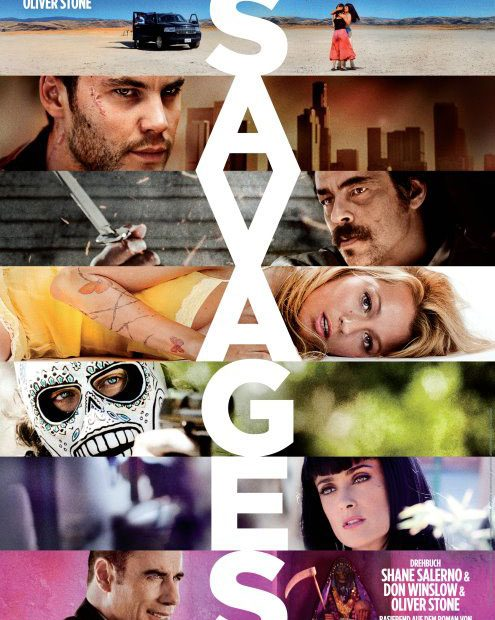 "Filmplakat zu ""Savages"""