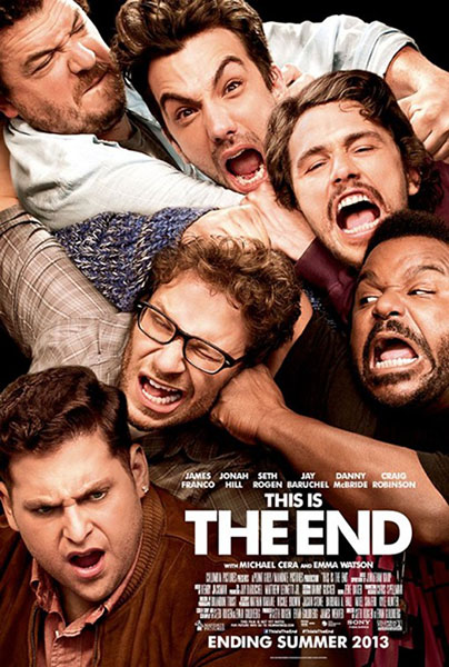 "Filmplakat zu ""This is the End"""