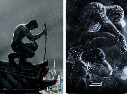 """The Wolverine"" und ""Spider-Man 3"""