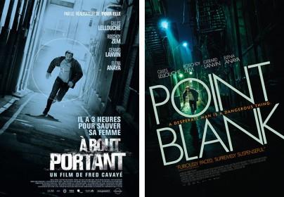 """Filmplakate zu """"Point Blank"""""""
