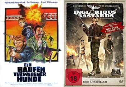"""Filmplakate zu """"Ein Haufen verwegener Hunde - Inglorious Bastards"""""""