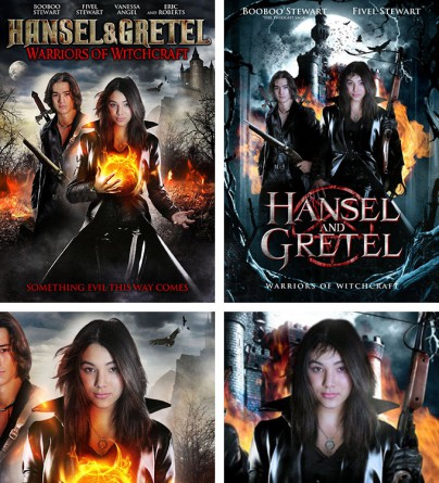 "Filmplakate zu ""Hansel & Gretel - Warriors of Witchcraft"""