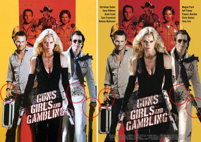 """Guns, Girls and Gambling"""