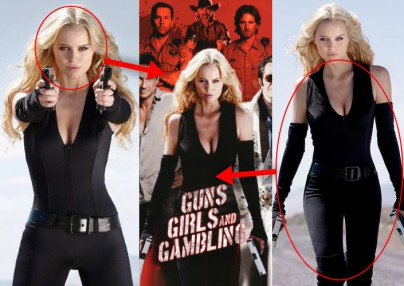 "Helena Mattsson in ""Guns, Girls and Gambling"""