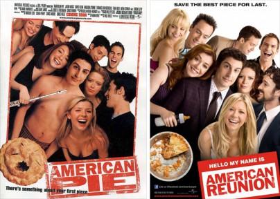 """""""American Pie"""" und """"American Pie - Das Klassentreffen"""""""