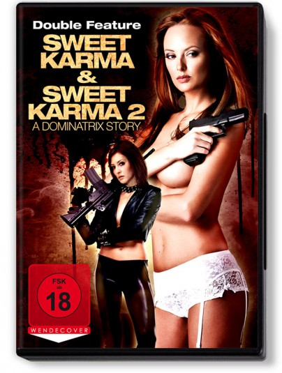 "DVD ""Sweet Karma Double Feature"""