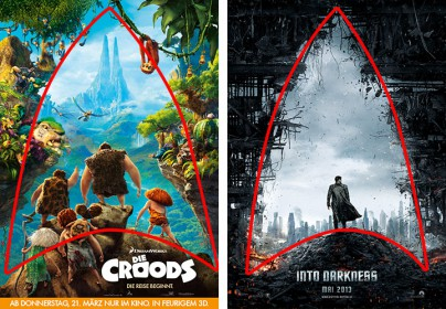 """Die Croods"" und ""Star Trek Into Darkness"""