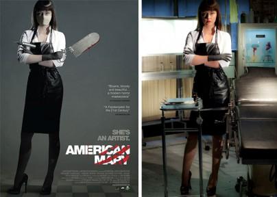 "Filmplakat zu ""American Mary"""