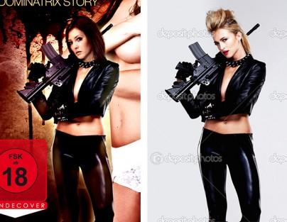 """""""Sweet Karma 2"""" und das Originalbild"""