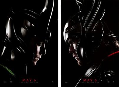 """Filmplakate zu """"Thor"""""""