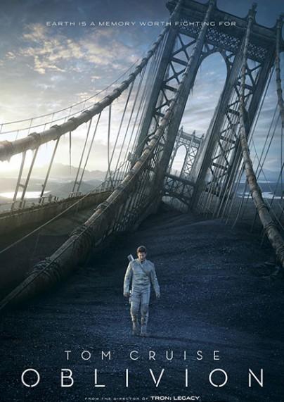 "Filmplakat zu ""Oblivion"""