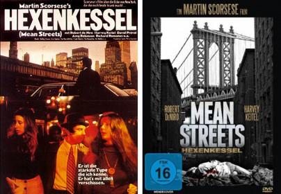 "Filmplakate zu ""Mean Streets - Hexenkessel"""