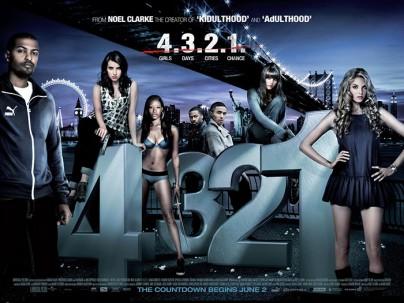 "Filmplakat zu ""4.3.2.1"""