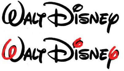 Walt Disney - 666