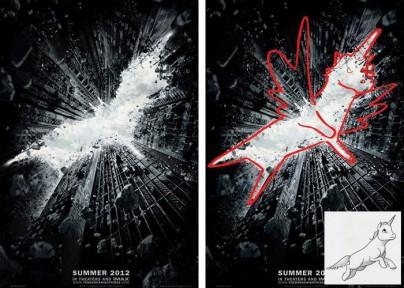 """""""The Dark Knight Rises"""" und das fliegende Einhorn"""