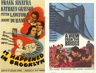 """It Happened in Brooklyn"" und ""A View From the Bridge"""