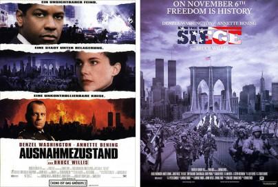 "Filmplakate zu ""Ausnahmezustand"""