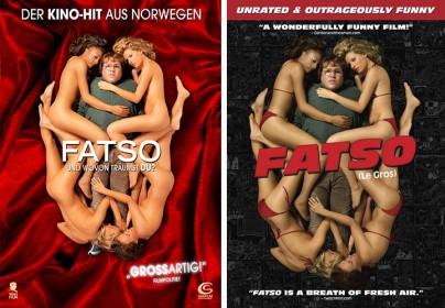 """DVD-Cover zu """"Fatso"""""""