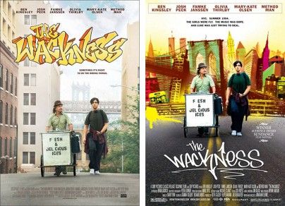 "Filmplakate zu ""The Wackness"""