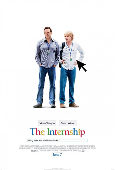 "US-Filmplakat zu ""The Internship"""