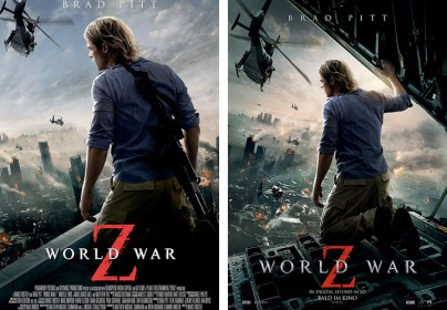 "Filmplakate zu ""World War Z"""