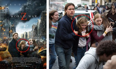 "Filmplakat zu ""World War Z"""