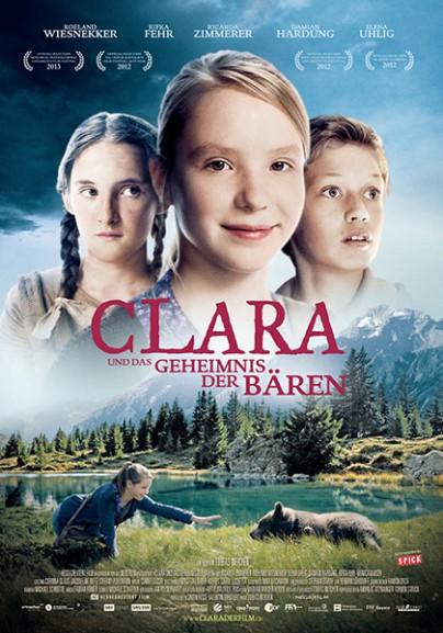 """Filmplakat zu """"Clara und das Geheimnis der Bären"""""""
