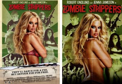 "Filmplakate zu ""Zombie Strippers"""