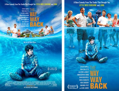 "Filmplakate zu ""The Way, Way Back"""
