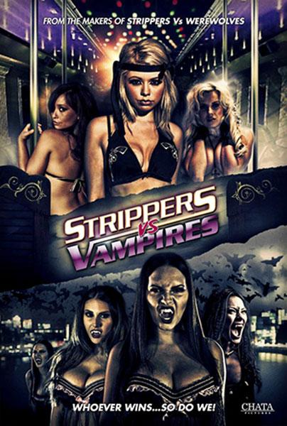 "Filmplakat zu ""Strippers vs. Vampires"""