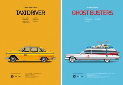 """Taxi Driver"" und ""Ghostbusters"""