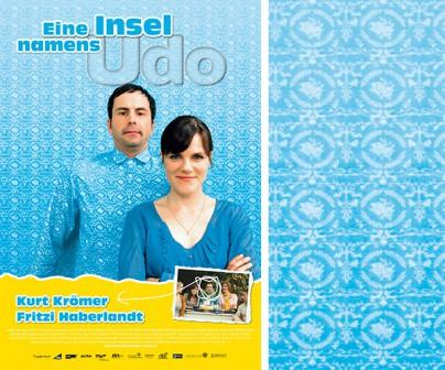 """Filmplakat zu """"Eine Insel namens Udo"""""""