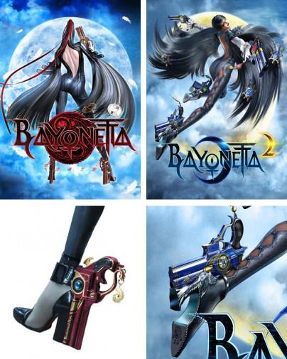 """""""Bayonetta"""" und """"Bayonetta 2"""""""