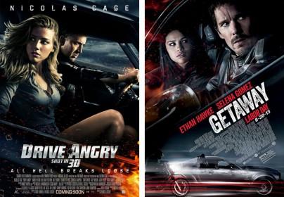 """""""Drive Angry"""" vs. """"Getaway"""""""