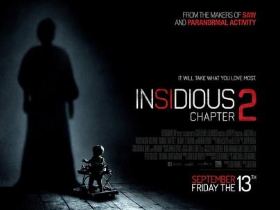 """Filmplakat zu """"Insidious Chapter 2"""""""