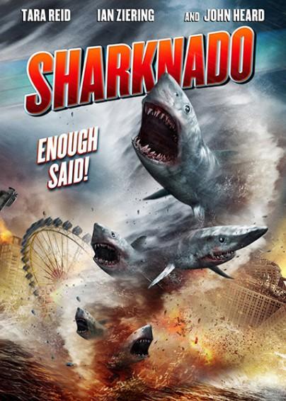 """Filmplakat zu """"Sharknado"""""""