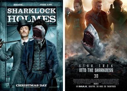 """Sharknado""-Parodien"