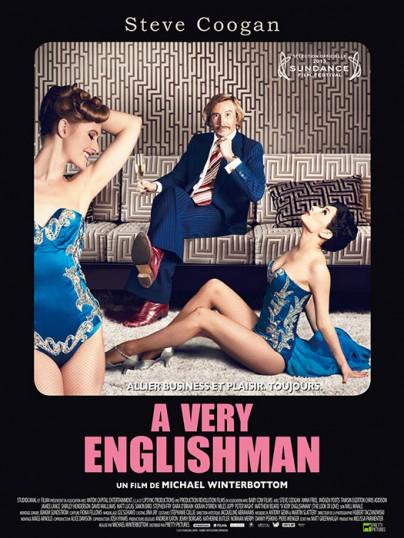 """Französisches Filmplakat zu """"The Look of Love"""""""