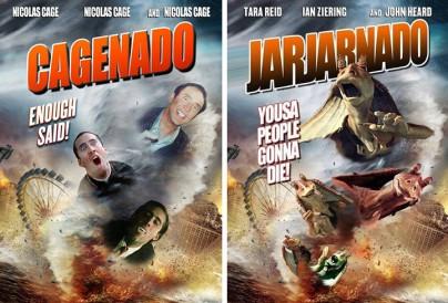"""""""Cagenado"""" und """"Jarjarnado"""""""