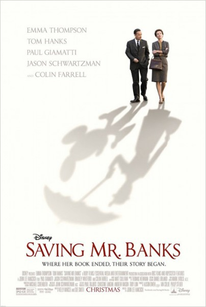 "Filmplakat zu ""Saving Mr. Banks"""
