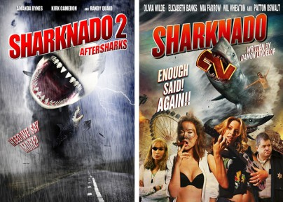 "Fan Art zu ""Sharknado 2"""